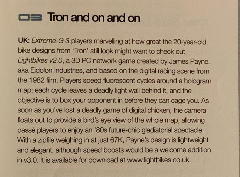 Lb2 edge nov 2001